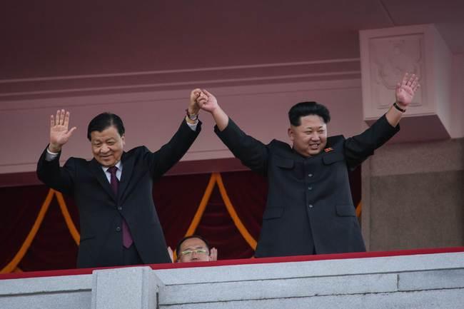 北朝鮮「党創建70周年」(中)「...