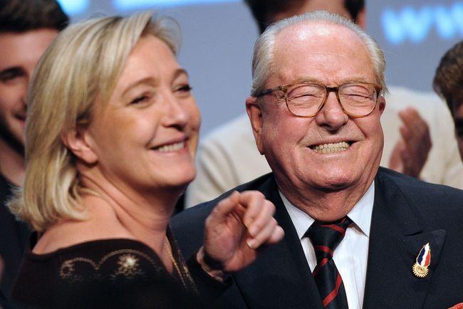 フランス大統領選「極右」ルペンの実像(2)父ジャン=マリー正々堂々 ...